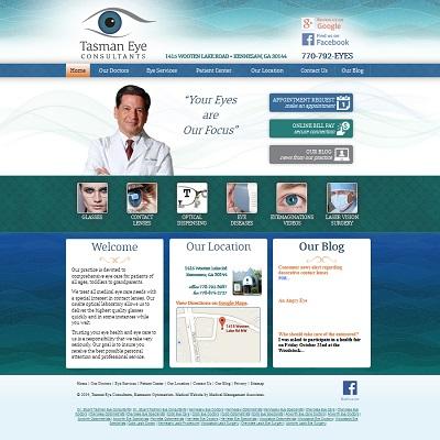 Tasman Eye Consultants, Optometry