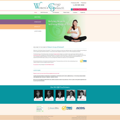 Womens Group of Gwinnett, Gynecology/Obstetrics