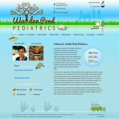 Walden Pond Pediatrics, Pediatrics
