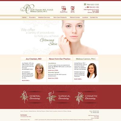 Joy B. Chastain, MD, FAAD, Dermatology