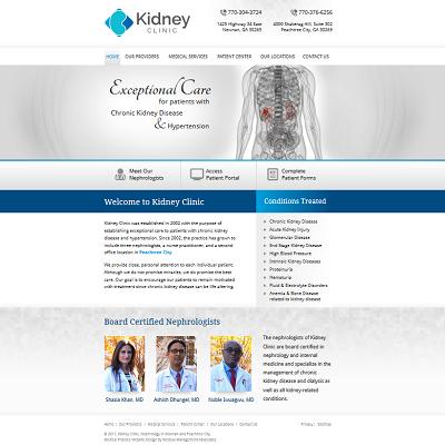 Kidney Clinic Nephrology & Hypertension, Nephrology