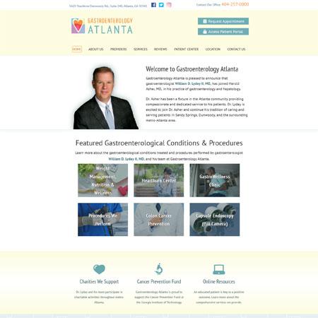 Gastroenterology Atlanta, Gastroenterology