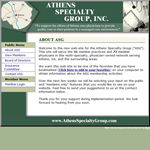 Athens Specialty Group  -  Multi-Specialty Network