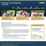 Cancer Foundation of Georgia - Professional Society