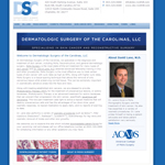 Dermatologic Surgery of the Carolinas, LLC - Dermatology