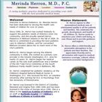 Merinda Herron, M.D.  -  Pediatrics