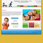 Pediatric Associates, P.C.  -  Pediatrics