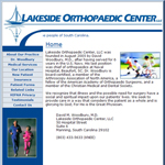 Lakeside Orthopaedic Center, LLC - Orthopaedics