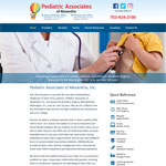 Pediatric Associates of Alexandria  - Pediatrics