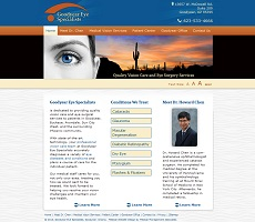 Client: Goodyear Eye Specialists