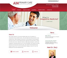 Client: AIM Primary Care