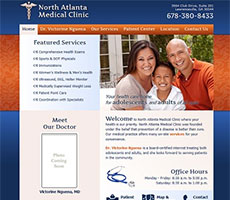 Client: North Atlanta Medical Clinic