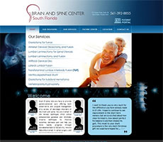 Client: Brain and Spine Center