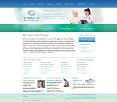 Client: Piedmont Cancer Institute