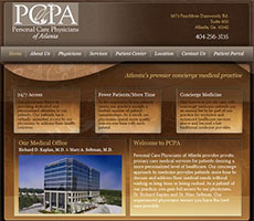 Client: Personal Care Physicians of Atlanta