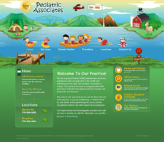 Client: Pediatric Associates of Gainesville