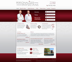 Client: Personalized Physicians