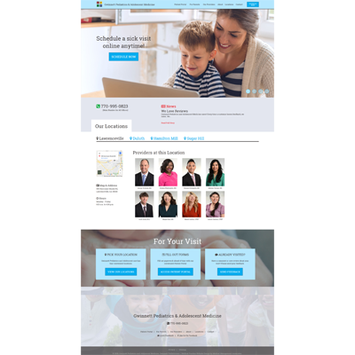 Gwinnett Pediatrics & Adolescent Medicine - Pediatrics & Adolescent Medicine