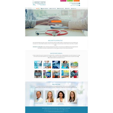 Gwinnett Center Medical Associates, PC - Internal Medicine