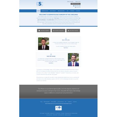 Dermatologic Surgery of the Carolinas, LLC, Dermatology