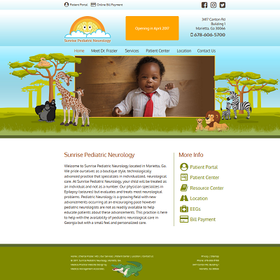 Sunrise Pediatric Neurology - Neurology