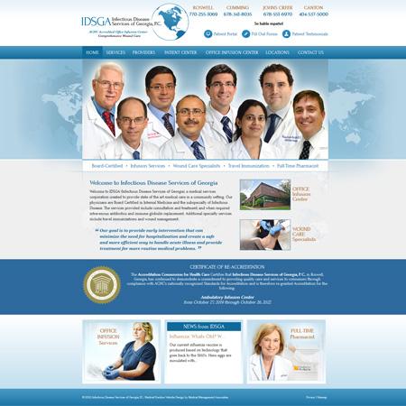 Infectious Disease Services of Georgia, P.C. - Infectious Disease
