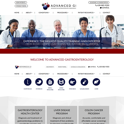 Advanced GI Specialists in Gastroenterology and Hepatology, Gastroenterology
