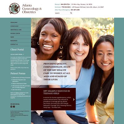 Atlanta Gynecology and Obstetrics - Gynecology/Obstetrics