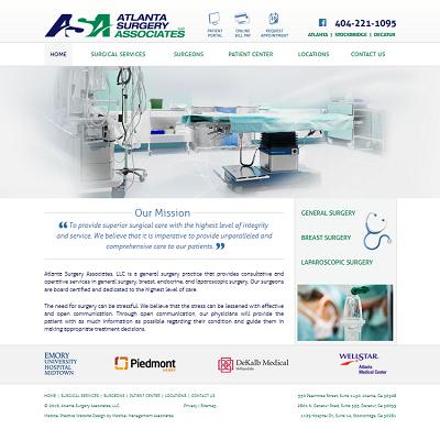 Atlanta Surgery Associates, General Surgery