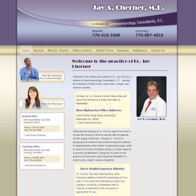 Jay A. Cherner, Gastroenterologist - Gastroenterology