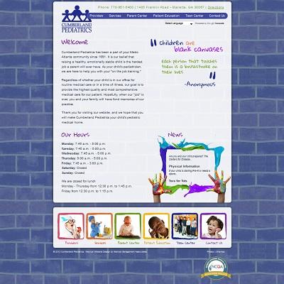 Cumberland Pediatrics - Pediatrics