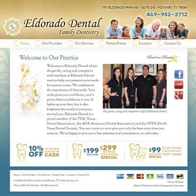 Eldorado Dentistry, Dentistry