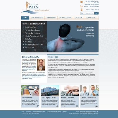 Georgia Pain Management - Pain Management