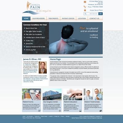 Georgia Pain Management  -  Pain Management