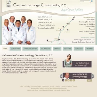 Gastroenterology Consultants, PC, Gastroenterology