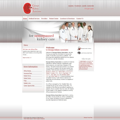 Georgia Kidney Associates - Nephrology