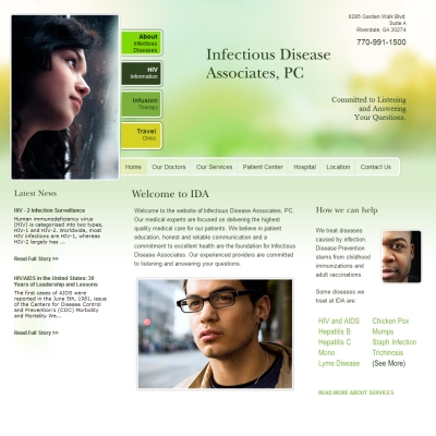 Infectious Diseases Associates  -  Infectious Disease