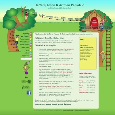Jeffers, Mann and Artman Pediatrics - Pediatrics
