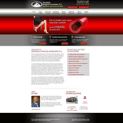 Fayetteville Vascular & Vein Center, P.A.  -  Vascular Surgery