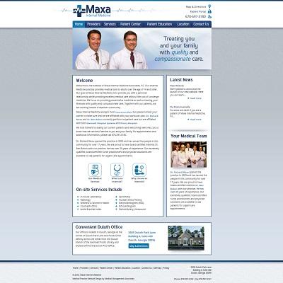 Maxa Internal Medicine, Internal Medicine