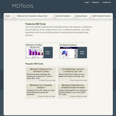 MDTools - Professional Society
