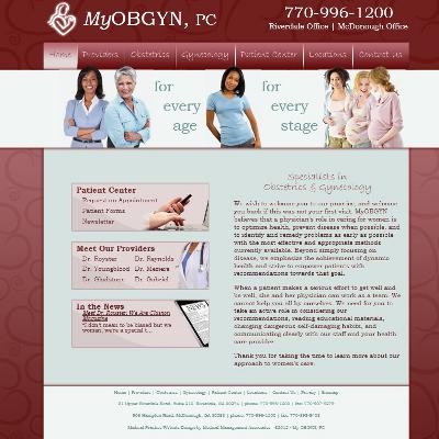 My-OBGYN, P.C.  -  Gynecology/Obstetrics
