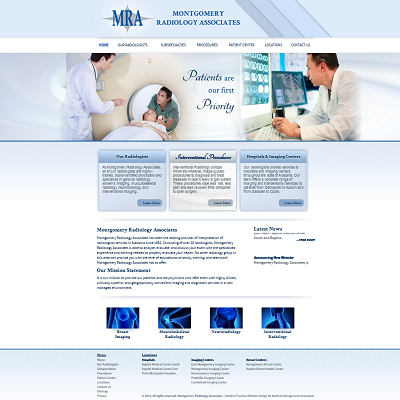 Montgomery Radiology Associates  -  Radiology