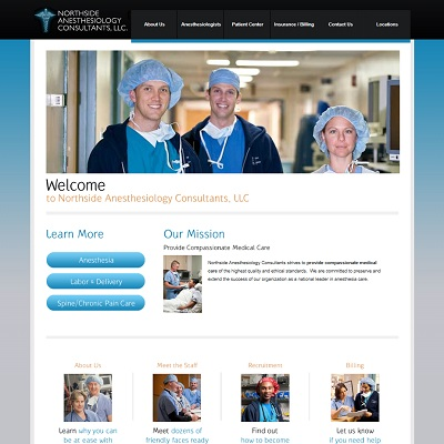 Northside Anesthesiology Consultants, Anesthesiology