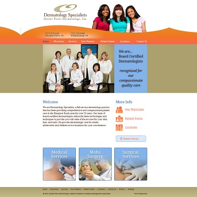 Oyster Point Dermatology, Inc, Dermatology