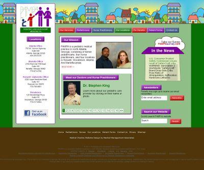 Pediatrics & Adolescent Medicine, P.A. - Pediatrics