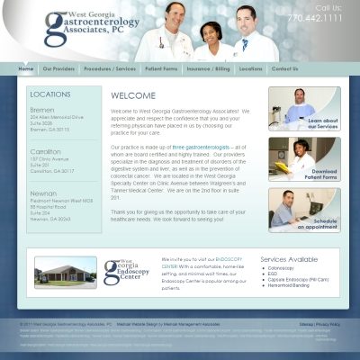 West Georgia Gastroenterology Associates, Gastroenterology