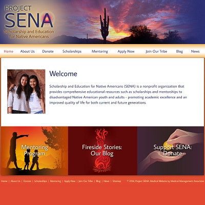 Project SENA  -  Professional Society