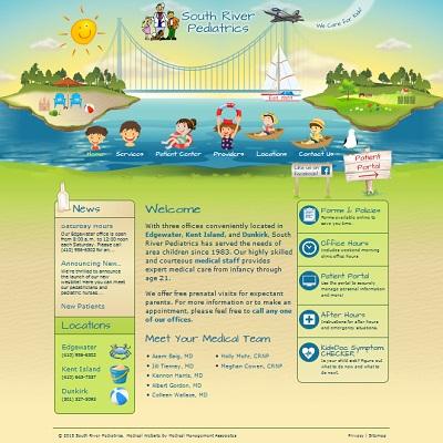 South River Pediatrics, Pediatrics