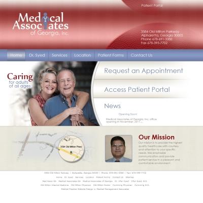 Medical Associates of Georgia, Internal Medicine/Primary Care